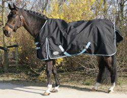 Regendeken Harry's Horse Thor met fleece voering